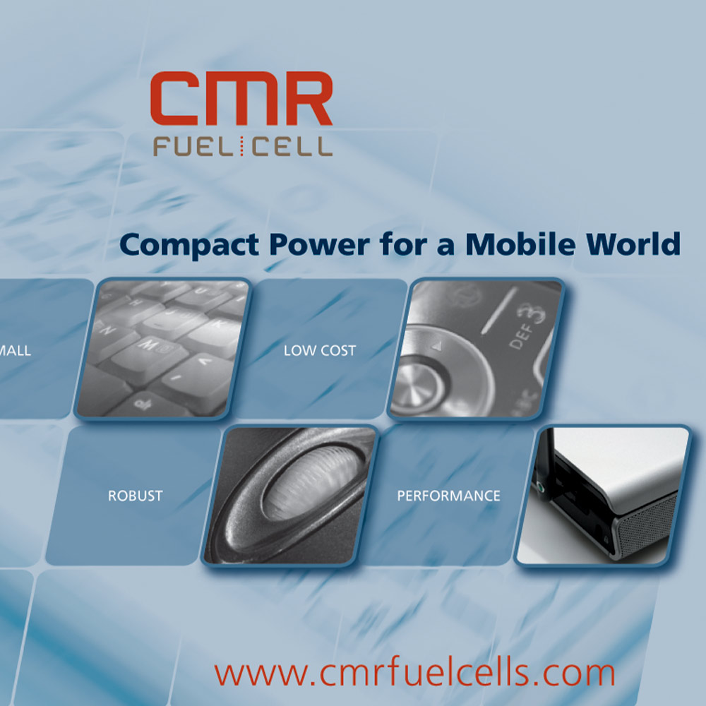 CMR Exhibition Stand Design