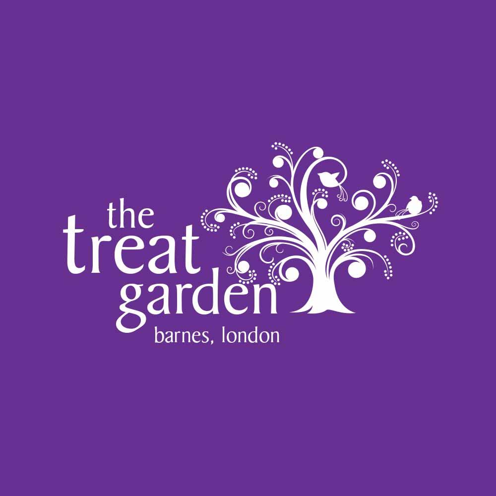 Treat garden branding