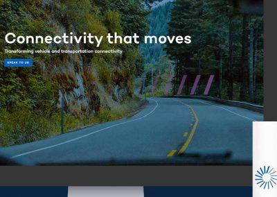 VNC Automotive website design